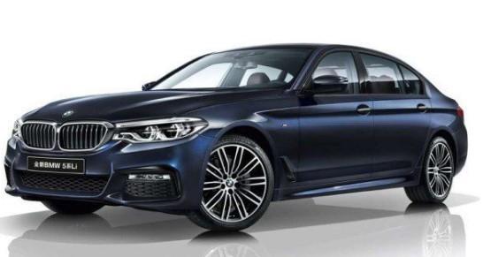 Компания BMW показала «самую большую пятерку» 1