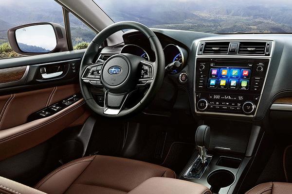 Новый универсал Subaru готов к дебюту 2