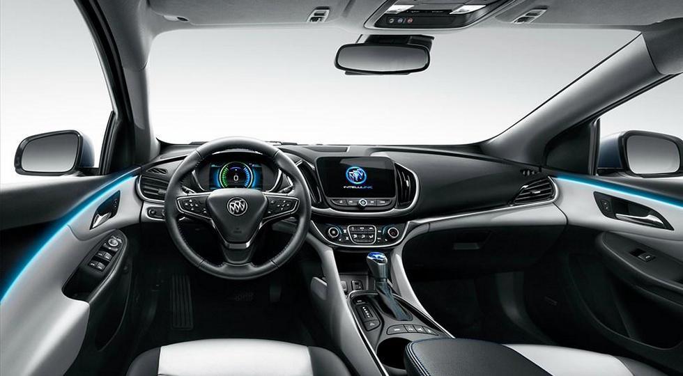 Марка Buick презентовала новую модель 2