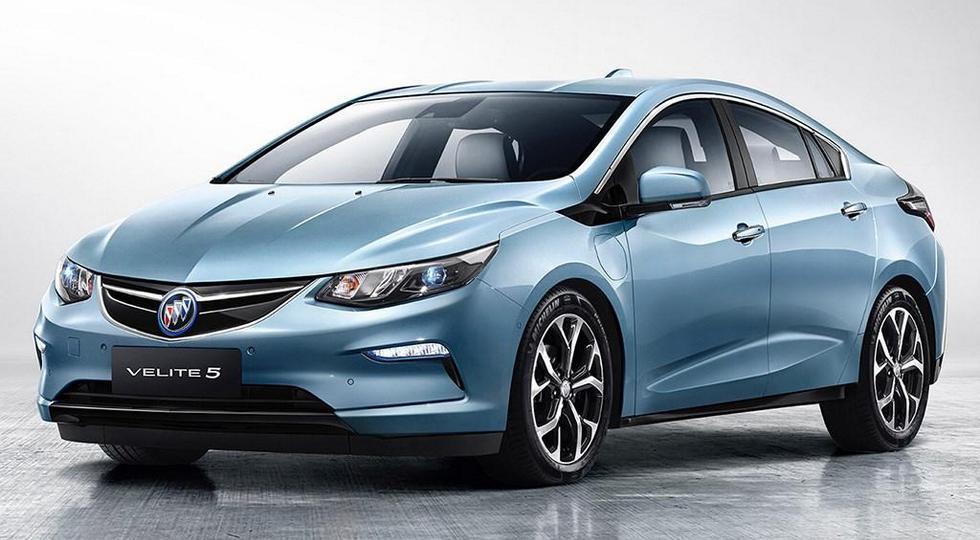 Марка Buick презентовала новую модель 1