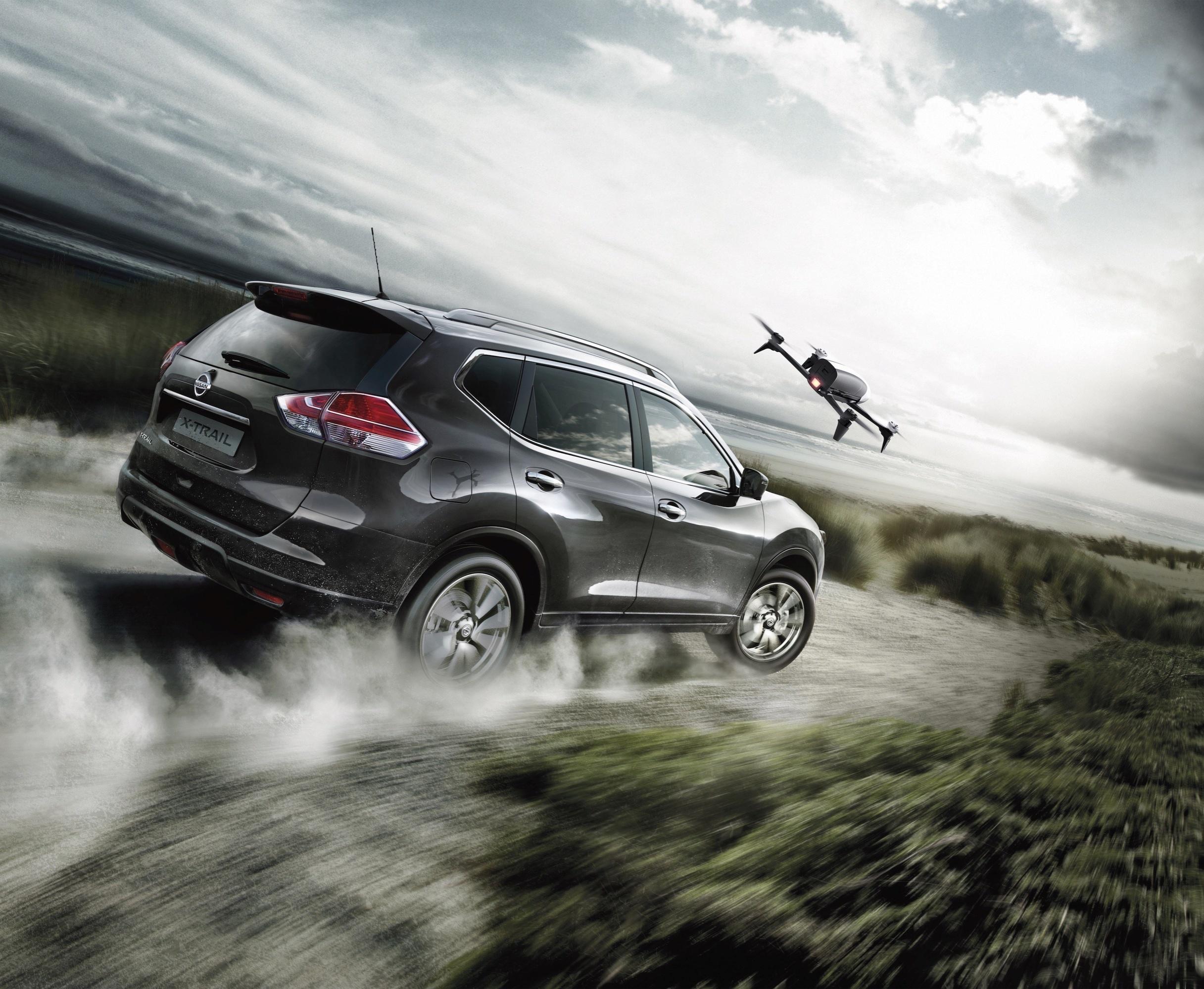 Nissan разработал «идеальный внедорожник для семьи» 2