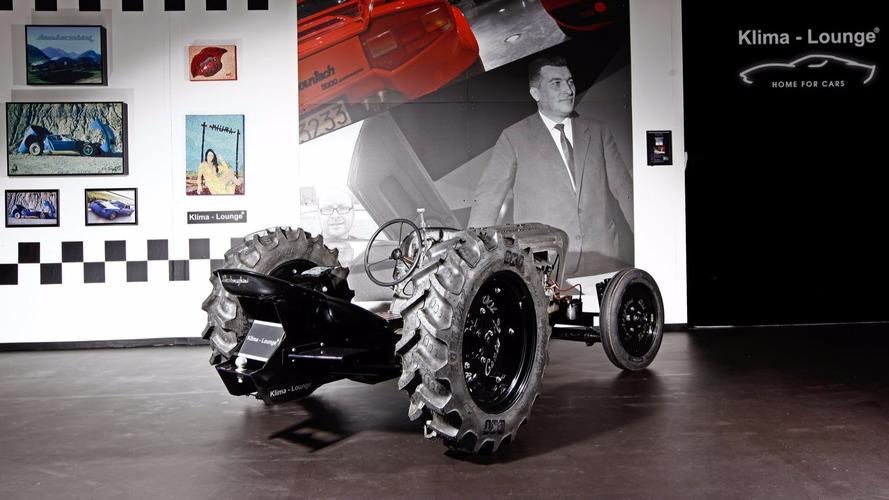 Lamborghini выпустит трактор за 250 тысяч евро 2