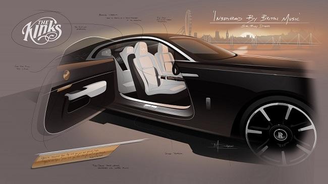 Марка Rolls-Royce презентовала 9 коллекционных авто 1