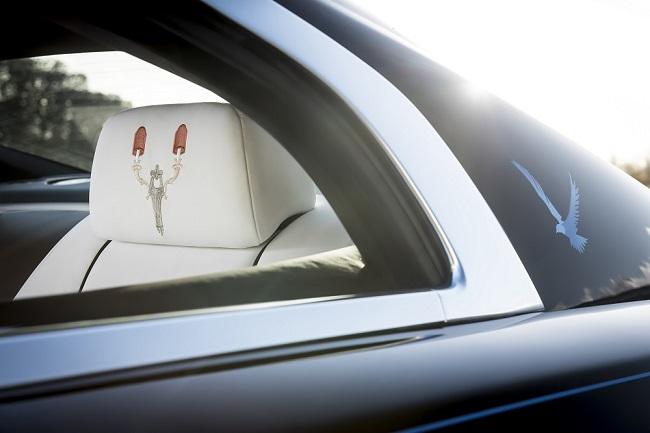 Марка Rolls-Royce презентовала 9 коллекционных авто 3