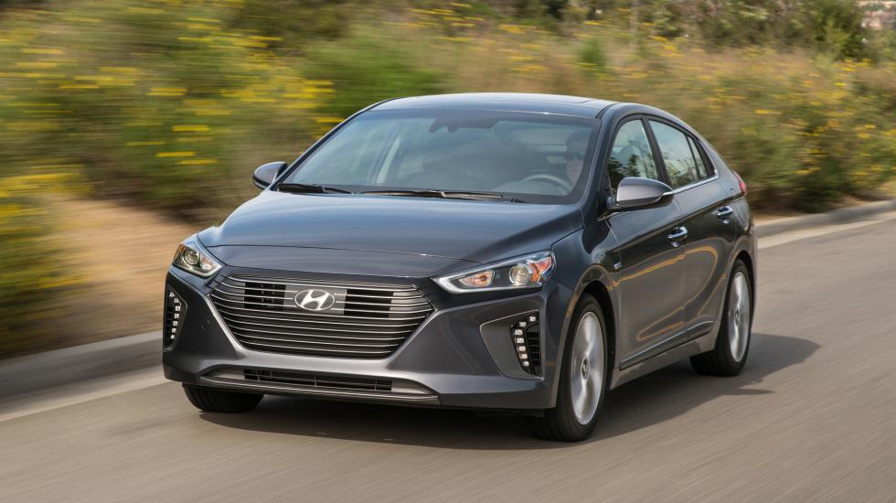 Электромобиль Hyundai: эта модель станет первой в линейке 1