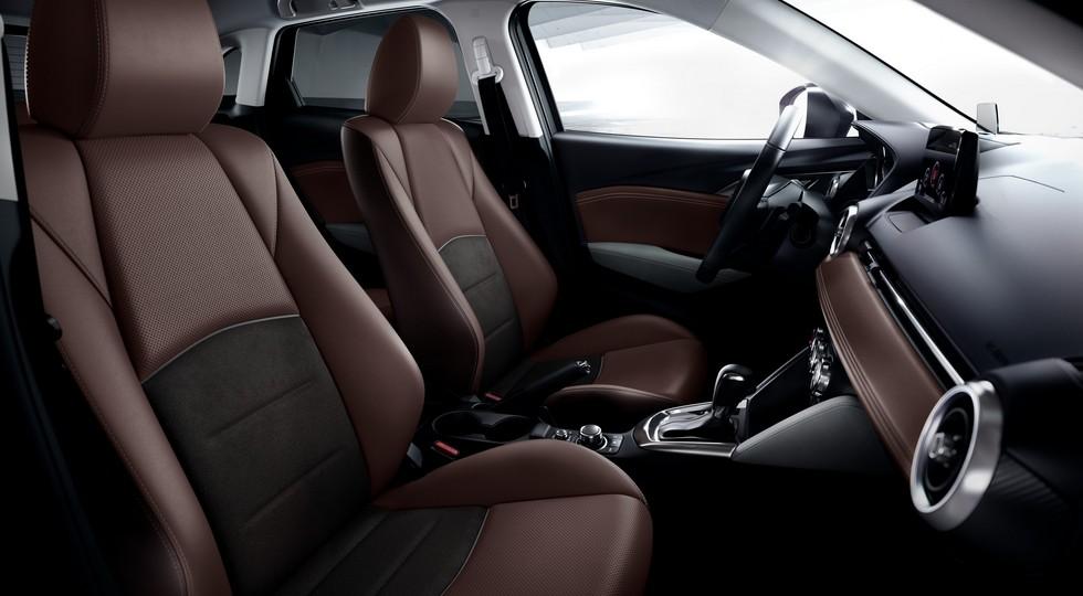 Кроссовер Mazda CX-3 обзавелся новой топовой версией 2