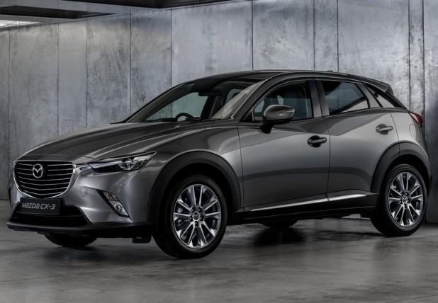 Кроссовер Mazda CX-3 обзавелся новой топовой версией 1