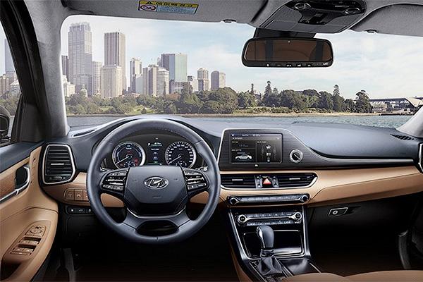 Новый Hyundai Grandeur стал гибридом 2