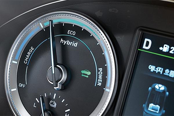 Новый Hyundai Grandeur стал гибридом 3