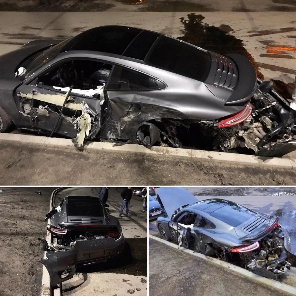 Механик, разбивший клиентский Porsche, купит взамен такой же 1