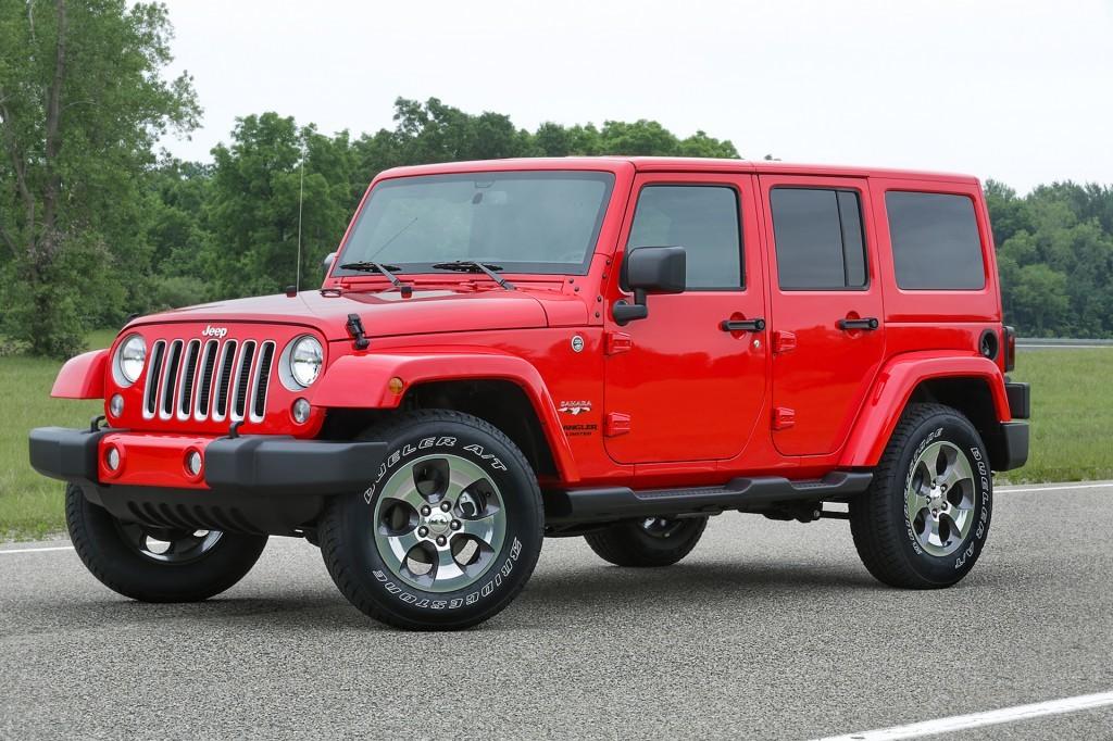 Банда байкеров похитила полторы сотни автомобилей Jeep Wrangler 1