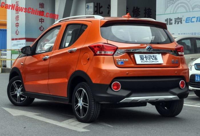 Стартовали продажи «ультрабюджетного» электромобиля 2