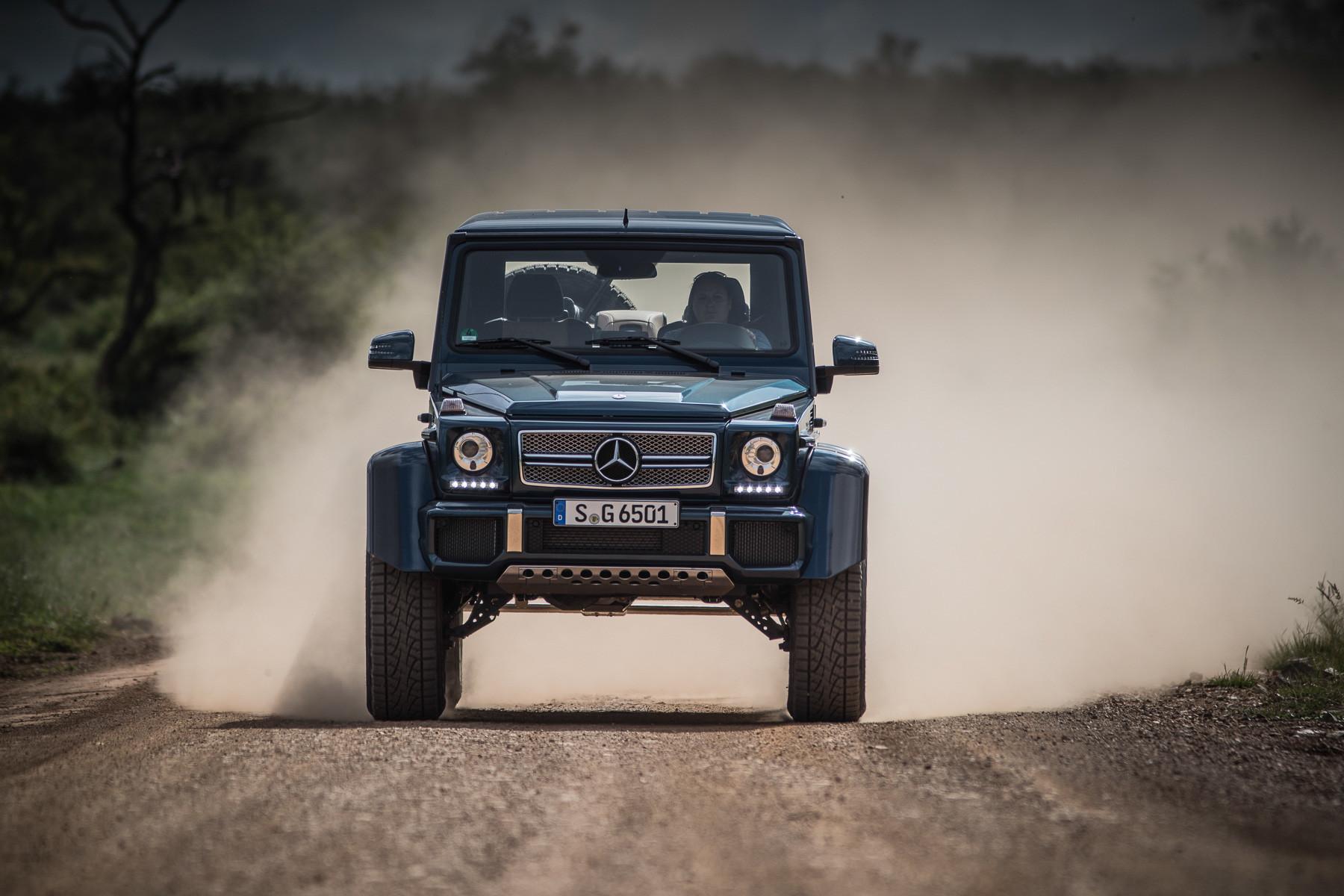 Mercedes распродал все самые дорогие внедорожники современности 1