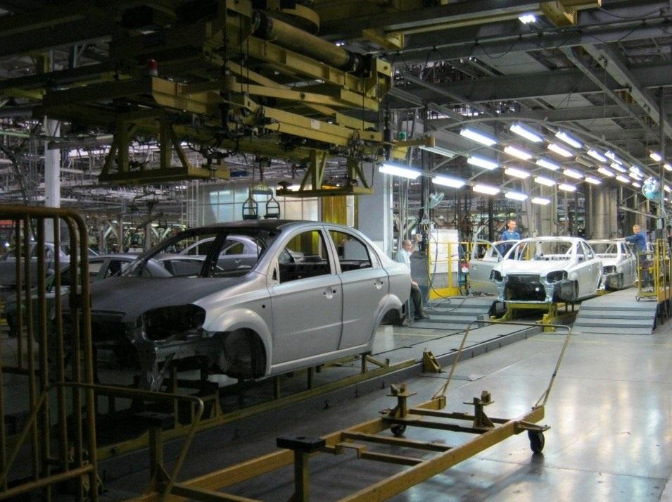 ЗАЗ в мае выпустил первую в 2017 году партию легковых авто 1