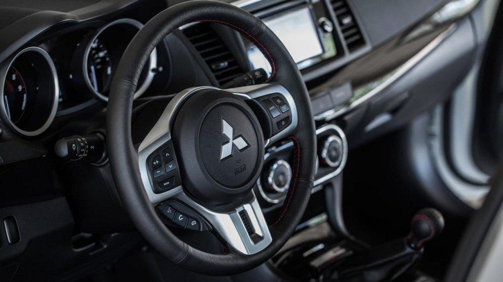Марка Mitsubishi намерена возродить Lancer Evolution 2