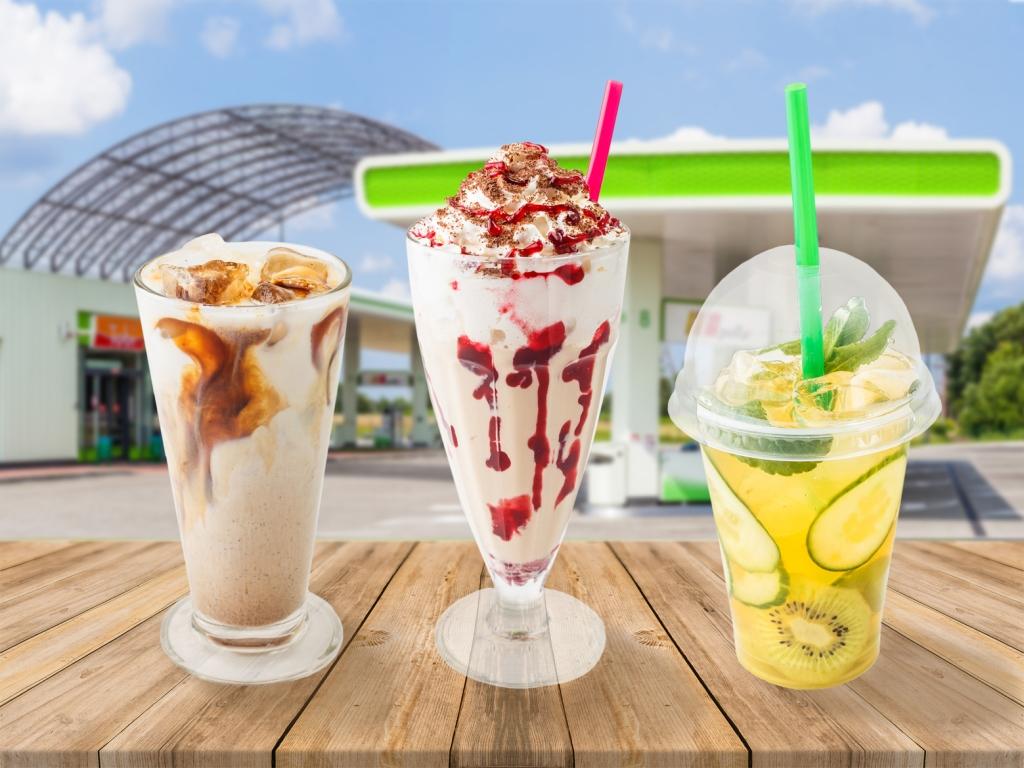 Сеть «ОККО» приготовила новые холодные напитки для горячего лета 1