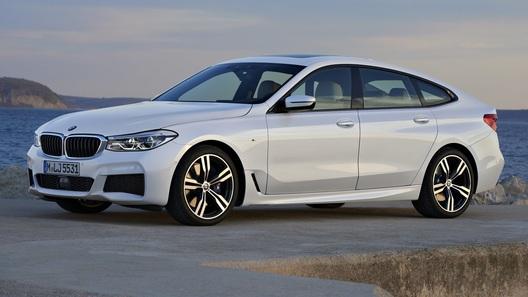 Марка BMW рассекретила большой новый хэтчбек 1