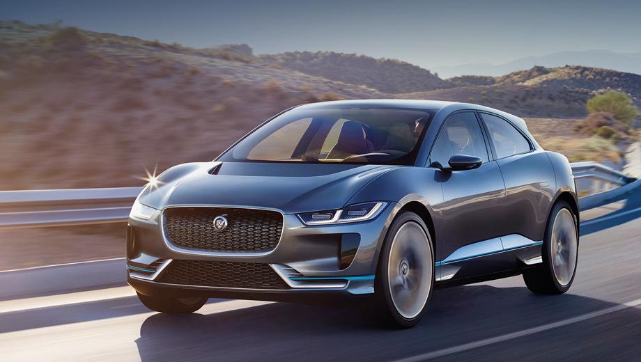 Руководство Jaguar проговорилось о своем электромобиле I-Pace 2