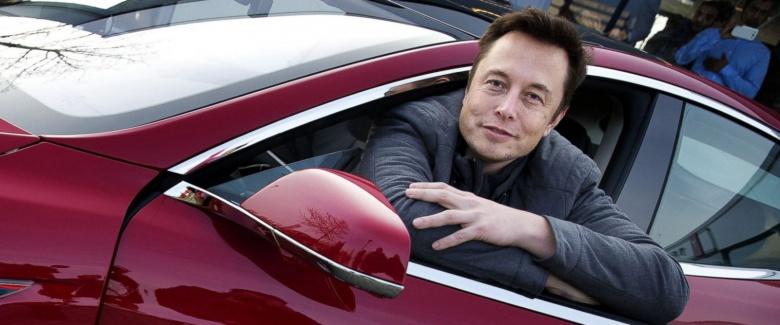 Машина, «которую Маск не купит никогда» 2