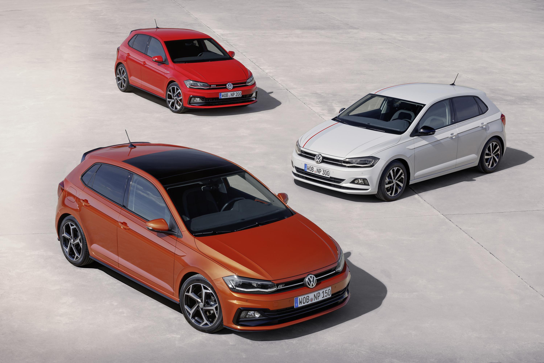 Volkswagen Polo нового поколения представлен официально 1