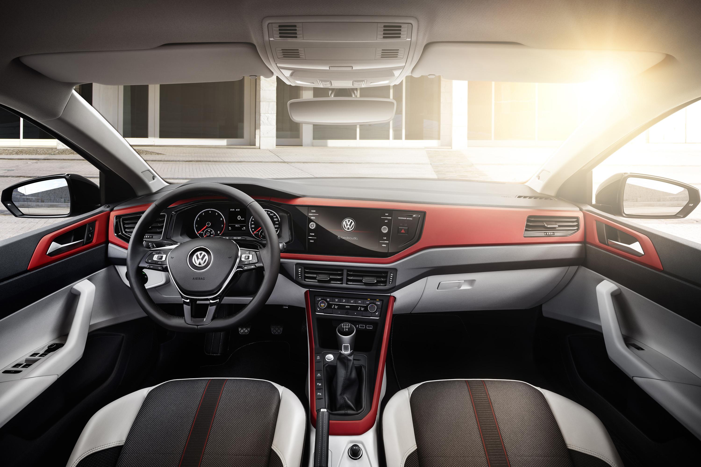 Volkswagen Polo нового поколения представлен официально 4