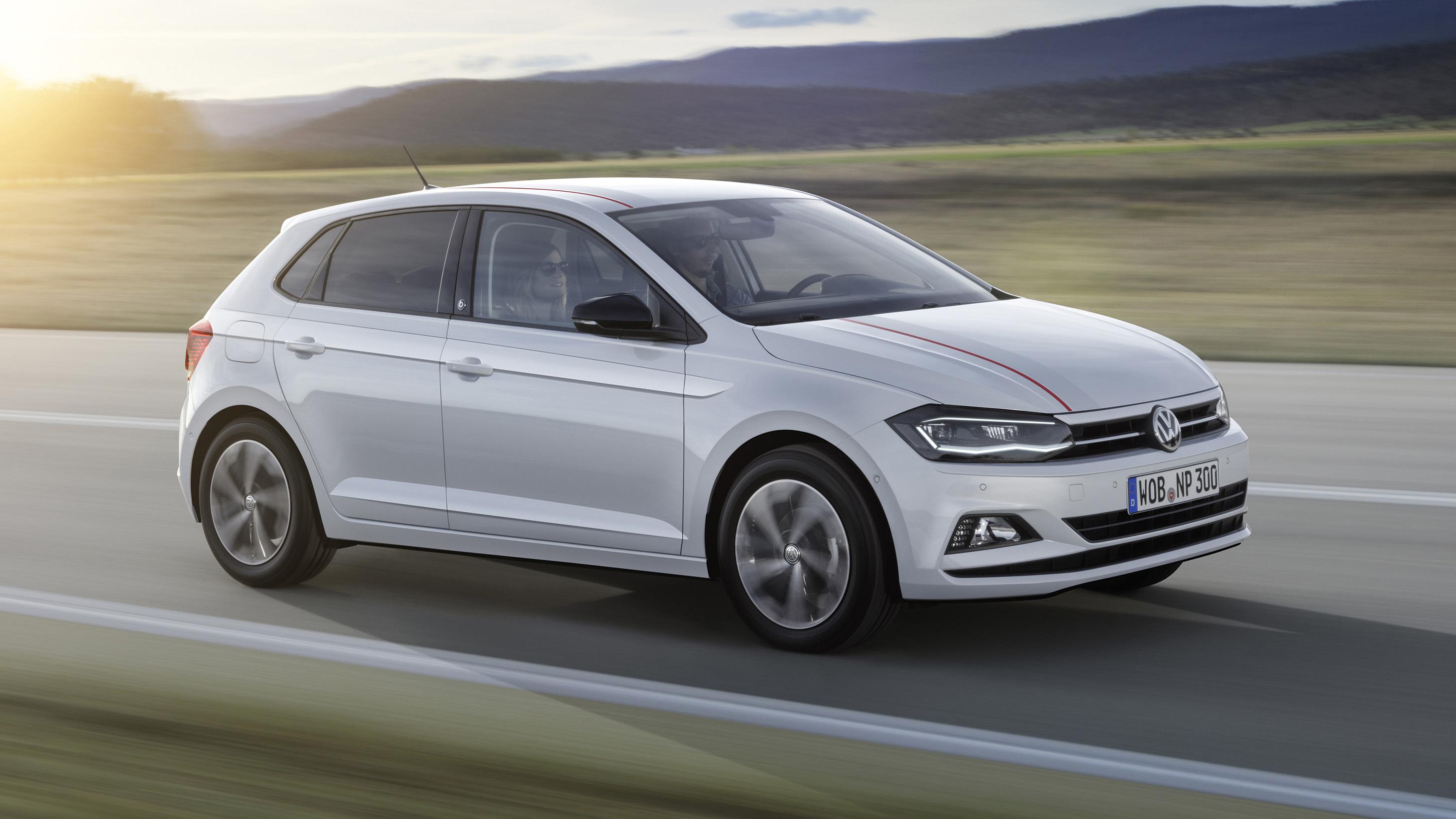 Volkswagen Polo нового поколения представлен официально 2
