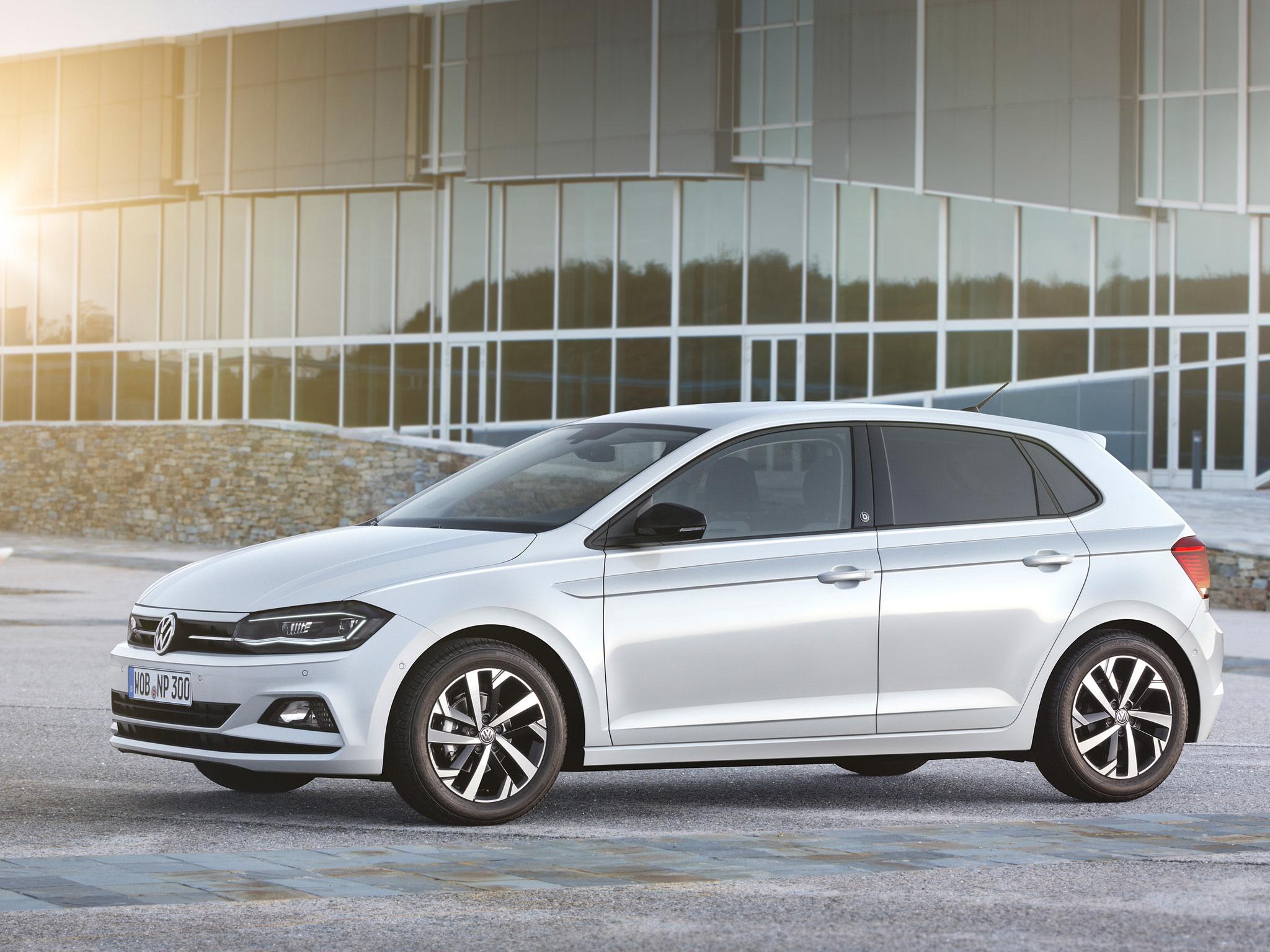 Volkswagen Polo нового поколения представлен официально 3