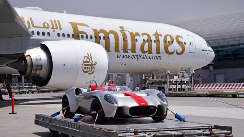 Шейхи показали первый суперкар, собранный полностью в ОАЭ 1