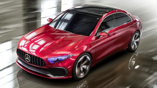 Новый Mercedes-Benz A-Class: «интрига ожидания затягивается» 1