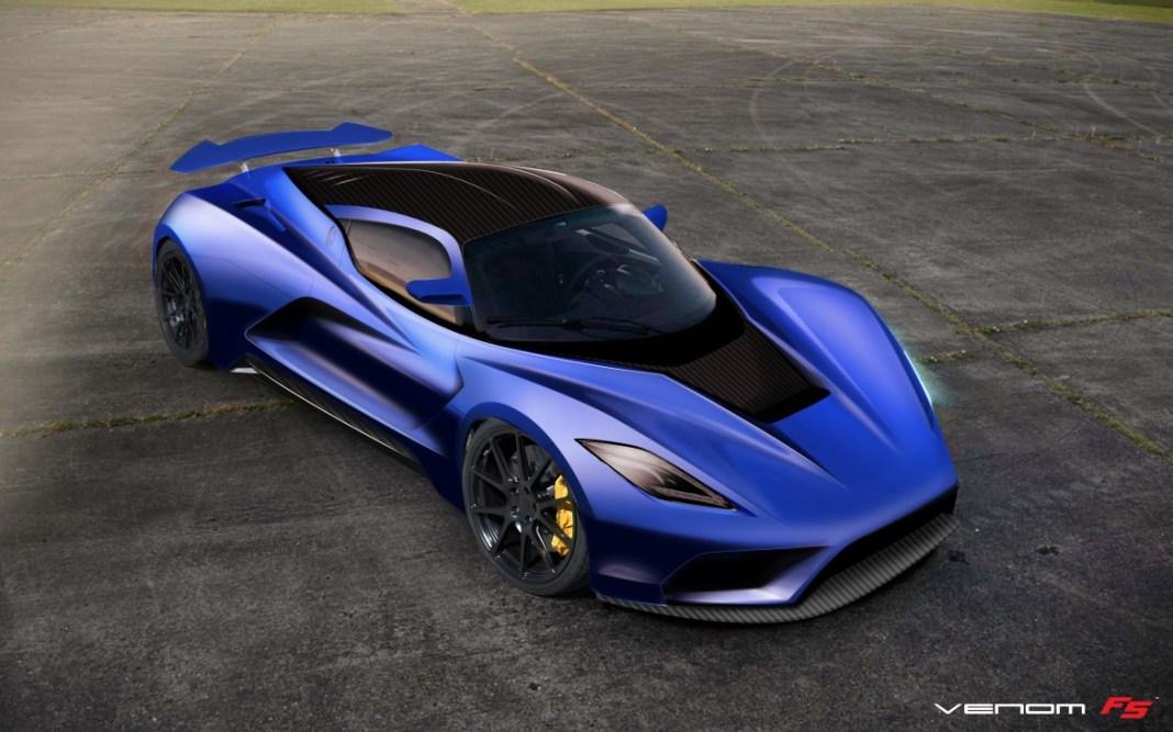 Американцы создали конкурента Bugatti 1