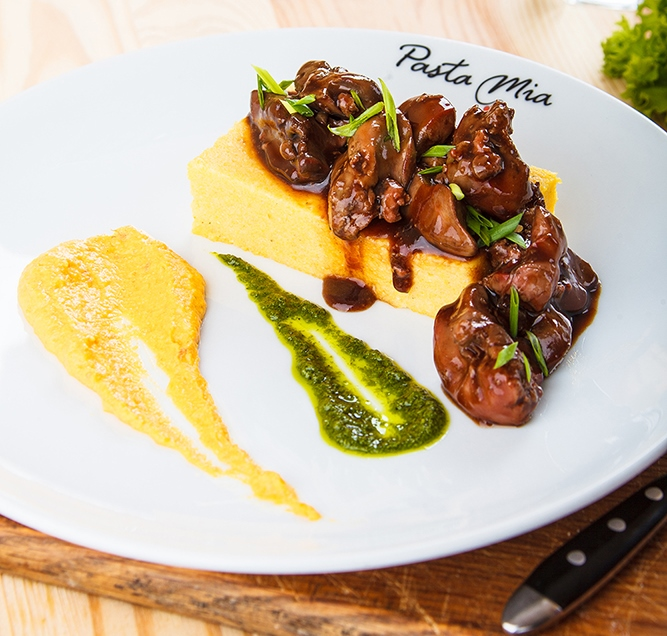Вкусы итальянского лета в ресторанах Pasta Mia на «ОККО» 5