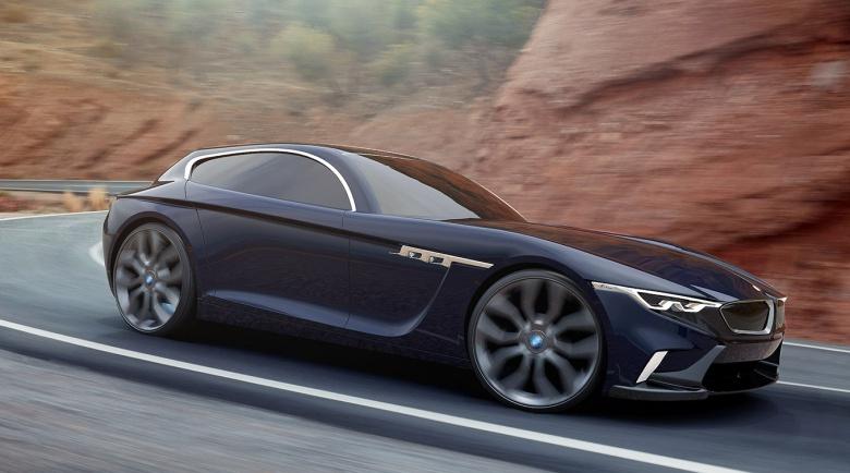 Дизайнер показал, как бы выглядел культовый BMW Z3 M Coupe в наше время 2