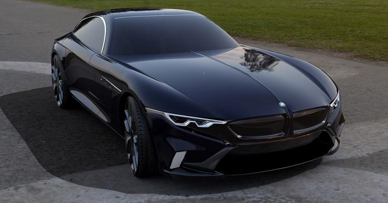 Дизайнер показал, как бы выглядел культовый BMW Z3 M Coupe в наше время 4