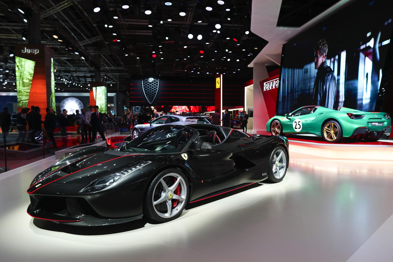 В честь юбилея марки, Ferrari устроит крупнейший аукцион 2