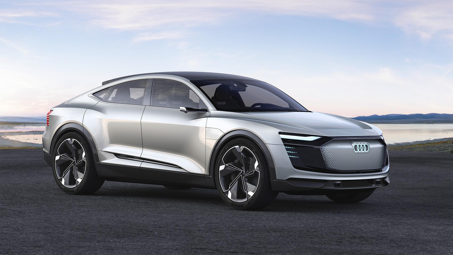 Выпуск нового электрического Audi e-tron откладывается до 2019 года 1