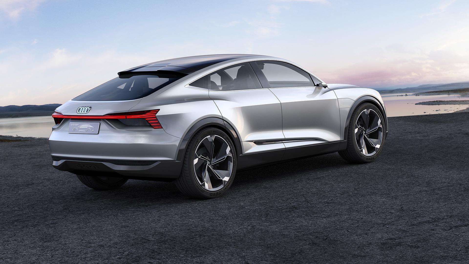 Выпуск нового электрического Audi e-tron откладывается до 2019 года 2
