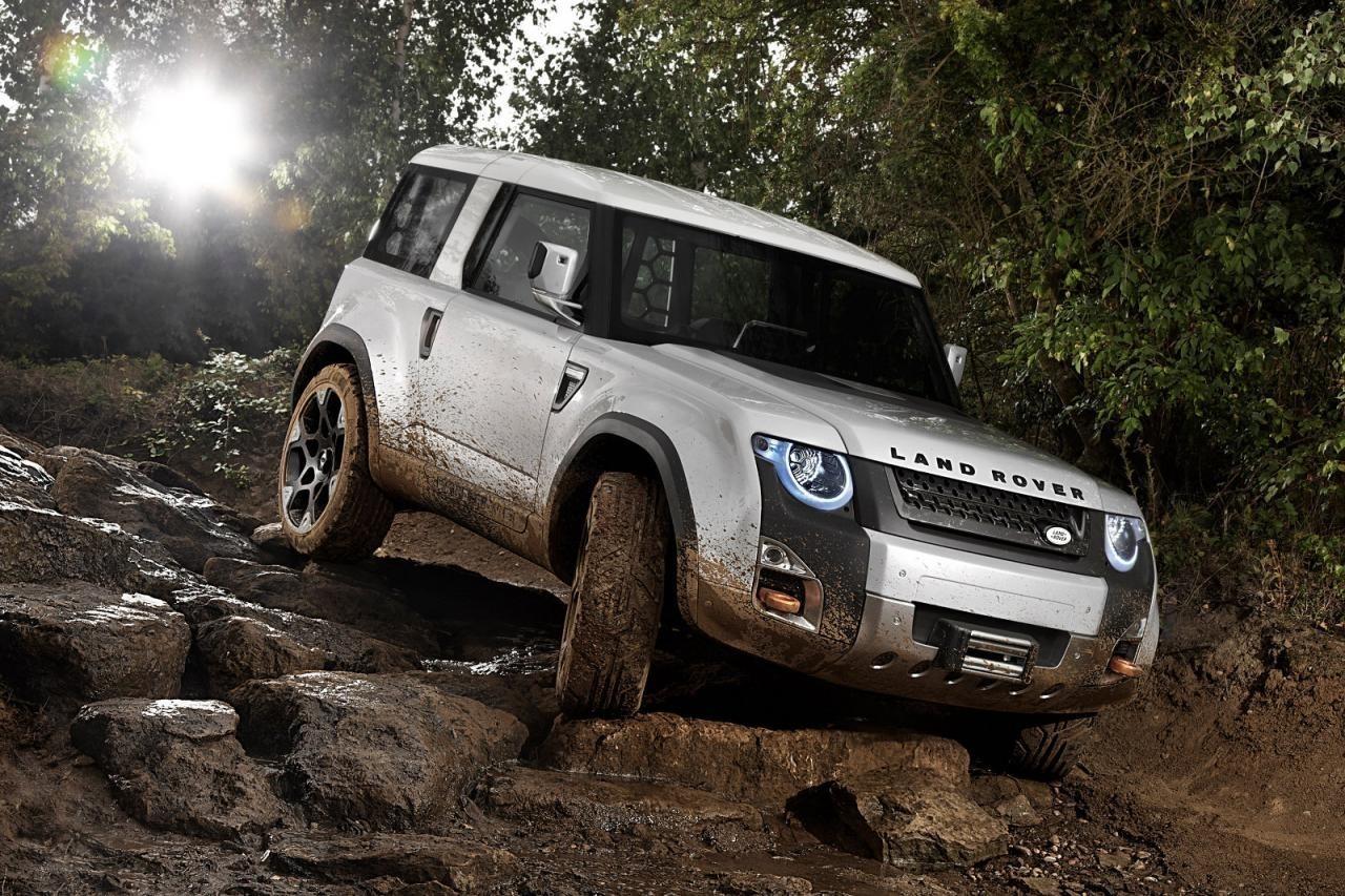 Land Rover поделился информацией о новом Defender 1