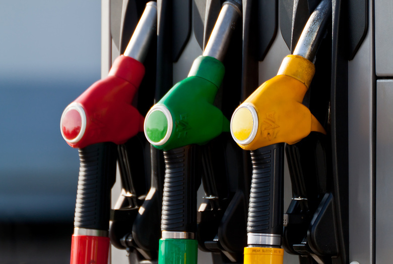 Цены на бензин в Европе все ниже 1