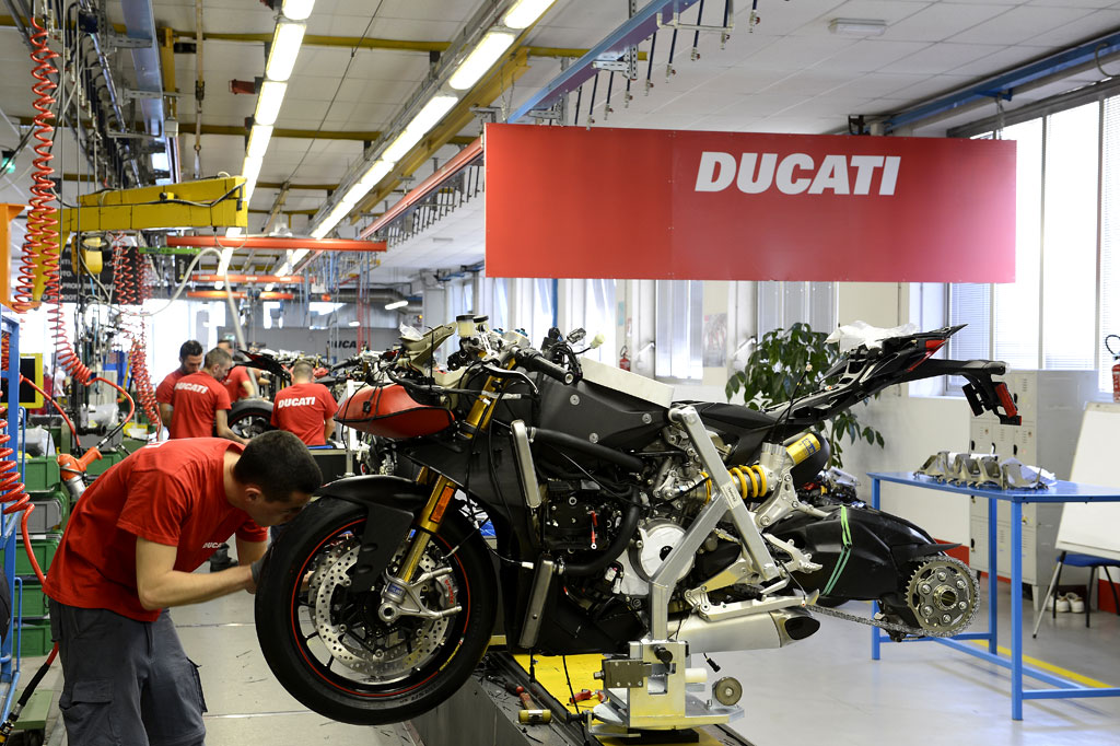 Кто станет новым владельцем бренда Ducati 1
