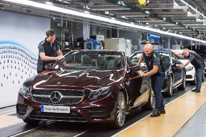 Новый Mercedes Cabriolet выпускают «по 3D-образцу» 1