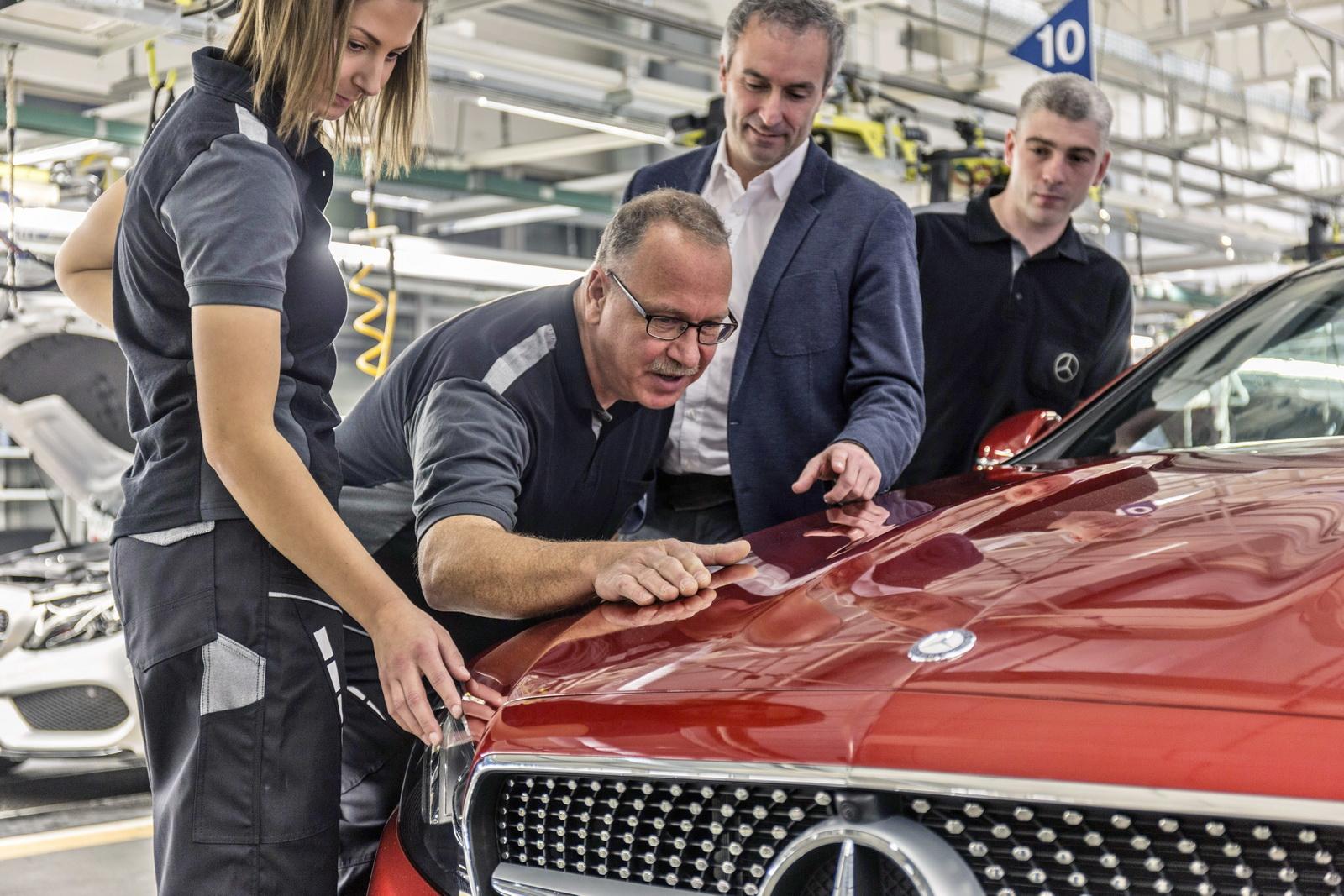 Новый Mercedes Cabriolet выпускают «по 3D-образцу» 2