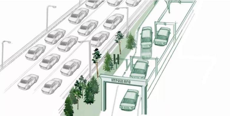 Беспилотные автомобили могут получить «свои полосы» на скоростных дорогах 1
