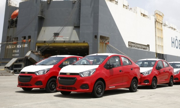 Модельный ряд Chevrolet пополнился бюджетным седаном 1