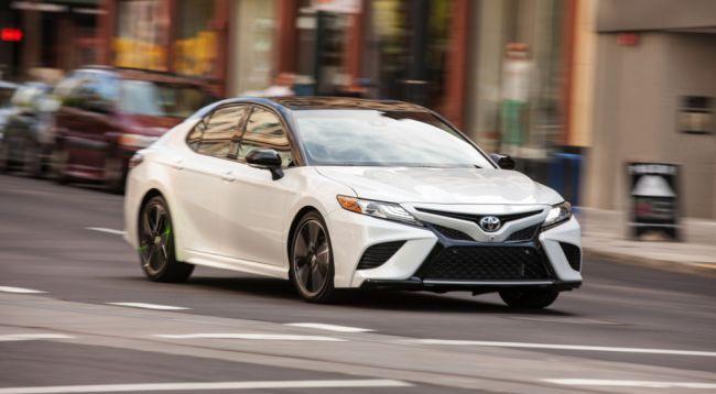 Для запуска новой Toyota Camry понадобилось $1,33 млрд 2