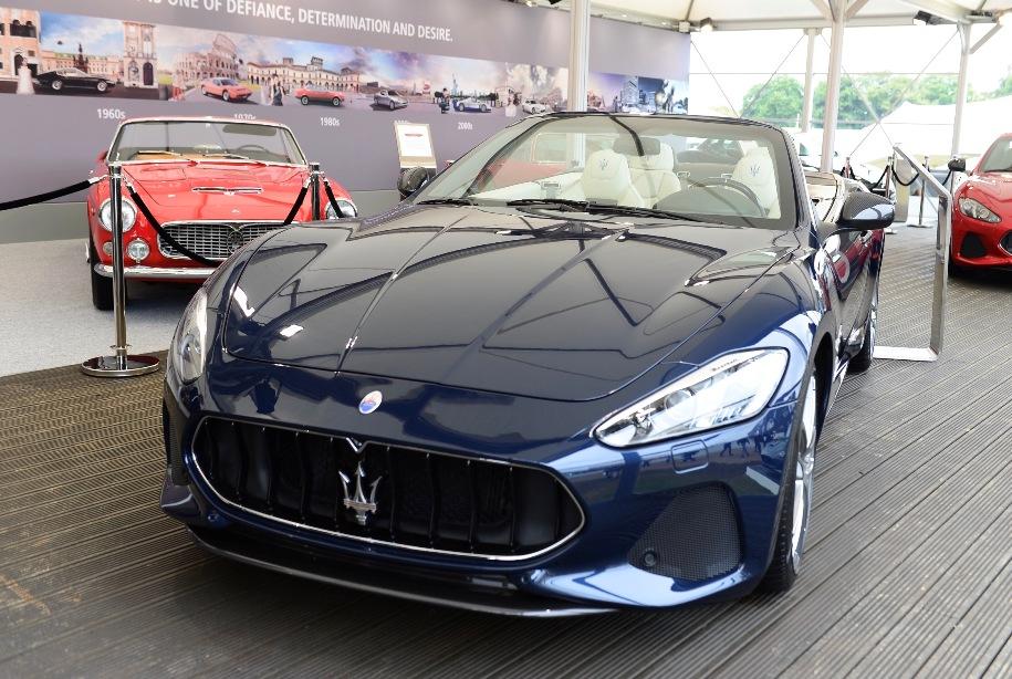 Maserati подарит эксклюзивные часы тому, кто «немедленно» купит спорткар 1