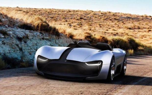 Глава Tesla случайно показал новейший кабриолет 1
