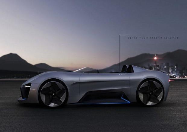 Глава Tesla случайно показал новейший кабриолет 2