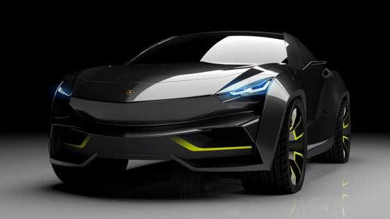 Автодизайнер показал как Lamborghini будет выглядеть в 2022 году 1