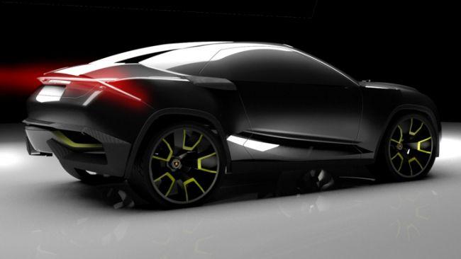 Автодизайнер показал как Lamborghini будет выглядеть в 2022 году 2