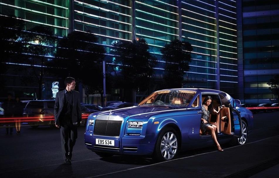 Компания Rolls-Royce похвасталась молодыми поклонниками марки 1